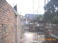 Pembangunan Gedung TV Madani dan Masjid Madani